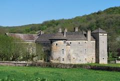 Chateau d'Ozenay (71) (odile.cognard.guinot) Tags: château ozenay 71 saôneetloire bourgogne bourgognefranchecomté quelestcelieu