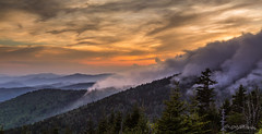 Surreal (ProPeak Photography - Thanks for 800,000 views!) Tags: america appalachian blue blueridgemountains clingmansdome clouds colors famousplace fog forest greatsmokymountainsnationalpark green iconic internationallandmark mist mountains nps nationalpark northamerica orange panorama places red spring spruce sunset tennessee touristattraction traveldestination travelandtourism trees unescoworldheritagesite usa unitedstates yellow ngc