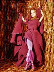 Barbie as Princess Scheherazade (marieschubert1) Tags: fashion doll barbie 1001 arabian nights story book princess diy clothes outfit dessert foreign fantasy beautiful character mattel