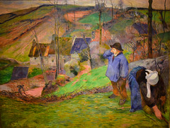 Paul Gauguin - Landscape of Brittany, 1888 at National Museum of Western Art - Tokyo Japan (mbell1975) Tags: taitōku tōkyōto japan jp paul gauguin landscape brittany 1888 national museum western art tokyo museo musée musee muzeum museu musum müze museet finearts fine arts gallery gallerie beauxarts beaux galleria painting nmwa impression impressionist impressionism french