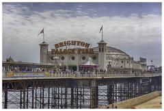 Brighton Pier [1414] (my.travels) Tags: samsung nx2000 pier england brighton amusement travel greatbritain unitedkingdom britain hdr gb