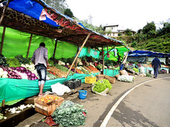 Road market (MelindaChan ^..^) Tags: srilanka 斯里蘭卡 chanmelmel mel melinda melindachan culture life market stree road hawker veggie vegetable