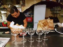 Adega Dos Caquinhos (ShambLady) Tags: wine glasses adega hospitality food lunch dinner restaurante restaurant dos caquinhos portugal guimaraes minho north 260717