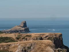 Worms Head, Rhossilli 2018 07 26 #8 (Gareth Lovering Photography 5,000,061) Tags: wormshead rhossilli gower swansea garethloveringphotography olympus penf seascape landscape