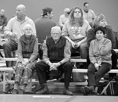 WPI-USM 149 2018-01-27 DSC_9015bw (bix02138) Tags: worcesterpolytechnicinstitute wpiengineers universityofsouthernmaine usmhuskies sportsrecreationcenterworcesterpolytechnicinstitute worcesterma january27 2018 wrestling wrestlers grapplers lucha lutte ringen sports intercollegiateathletics athletes jocks ©2018lewisbrianday 149pounds 149 jacknigro brendanweir