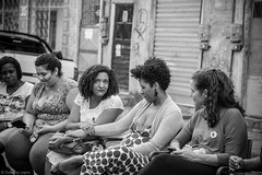 Roda de conversa Ser Mulher Negra  © DouglasLopes (4 de 16)