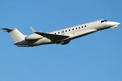 9H-WFC (GH@BHD) Tags: 9hwfc embraer erj erj135bj legacy legacy600 airxcharter ltn eggw londonlutonairport lutonairport luton bizjet corporate executive aircraft aviation