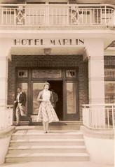 Hotel Marlin entrance (Boobook48) Tags: 1955 nsw ulladulla hotelmarlin steps hotel australia