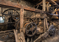 Finch Foundry K1__7539.jpg (screwdriver222) Tags: devon dartmoor pentax finchfoundry k1 nationaltrust hdpentaxdfa1530mmf28edsdmwr waterpowered sticklepath forge england unitedkingdom gb wheels belts blocks shears gears wedges cogs