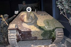 "Hetzer Jagdpanzer 38(F) 1 • <a style=""font-size:0.8em;"" href=""http://www.flickr.com/photos/81723459@N04/43850243362/"" target=""_blank"">View on Flickr</a>"
