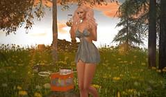 Dandelion Wishes (Victoria Konnor James) Tags: catwa maitreya insol izzies ohmai amitieposes eyelure truth fairy faries dandelion wish