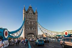 Tower Bridge (stephanrudolph) Tags: bridge d750 nikon handheld london uk gb europe europa england city urban landmark 1424mm 1424mmf28g wideangle streetphotography