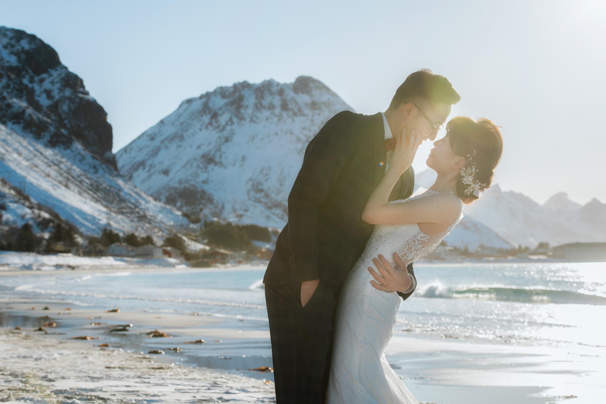 東法, 藝術婚紗, Donfer, Donfer Photography, EASTERN WEDDING, 海外婚紗, 挪威婚紗, Norway Pre-Wedding, Lofoten, Tromso