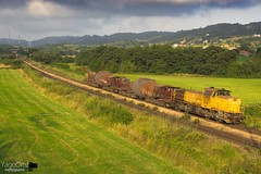 Torpedos! (yagoortiz) Tags: elvalle mak makf8 arcelor mittal arcelormittal verniña elcueto tabaza tren ferrocarril valle asturias asturies