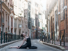 (dimitryroulland) Tags: nikon d600 85mm 18 dimitryroulland performer art natural light toulouse dance dancer gym gymnast gymnastics flexible people street urban