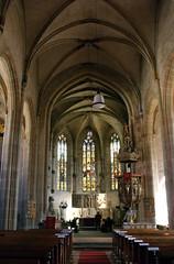 St. Marien, Königsberg in Bayern (palladio1580) Tags: bayern franken unterfranken landkreishasfurt königsberg kirche stadtkirche gotik chorraum