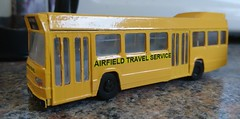 Airfield Travel Leyland National (fictional) (scotttheporg) Tags: towermodels leylandnational airfield airport