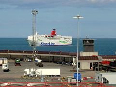 18 08 10 Stena Europe arriving Rosslare (5) (pghcork) Tags: stenaline ferry ferries carferry stenaeurope ireland wexford rosslare ships shipping