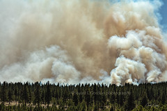 Controlled Burn (chasingthelight10) Tags: events photography landscapes forests places centraloregon bend deschutesriver oregon things controlledburn fire smoke