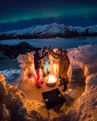 Cheers to Flickr & SmugMug (tobyharriman) Tags: 2017 2018 alaska adventure art artist custom fineart landscape lastfrontier march outdoor photographer photography photos pictures prints sanfrancisco skitrip timelapse tobyharriman winter