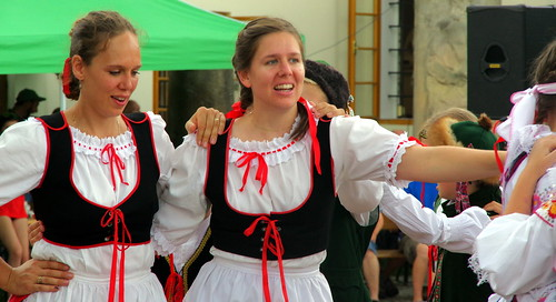 21.7.18 Jindrichuv Hradec 4 Folklore Festival in the Garden 227
