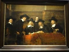 Rijks Museum (62) (pensivelaw1) Tags: amsterdam netherlands holland europe rijksmuseum vermeer rembrandt nightwatch whistler vangogh goya pieneman toulouselautrec