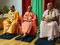 Vyasa puja celebration with Srila Bhakti Bibudha Bodhayan Goswami Maharaj, Sripad BV Siddhanti Maharaj and Sripad BV Srauti Maharaj (Janardan das) Tags: bhaktiyoga yoga bhakti harekrishna harekrsna spirituality sanyassi guru caturmasya vyasapuja gurupurnima srilabhaktibibudhabodhayan sripadbvsrautimaharaj sripadbvsiddhantimaharaj bvsiddhantimaharaj