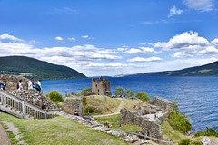13th Century Urquhart Castle Ruins - Inverness Scotland - 27/7/2018 (DanoAberdeen) Tags: urquhartcastle urquhart castle museum landmark danoaberdeen inverness drumnadrochit lochness ruins historicenvironmentscotland historicscotland nikond750 candid amateur 2018 bonnie bonnyscotland medieval jacobites rebellion scottish weathered abandoned conservation preservation heritage geotagged olddays