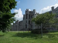 P7290007 (Copy) (pandjt) Tags: binghamtonny binghamton ny travelogue inebriateasylum asylum hospital ruin castellatedgothic castle