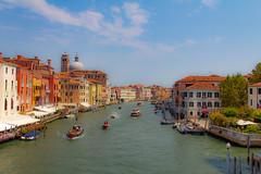 canal grande (kevbellet) Tags: paysage landscape venise venezia canal grande eau water bateau canon italie italia