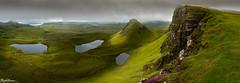 Loch Cleat (StephAnna :-)) Tags: berge ecosse grossbritanien isleofskye landschaft licht lochcleat royaumeuni schottland scottland seen thequiraing unitedkindom wolken clouds lacs lakes light lumière montagne mountains nuages