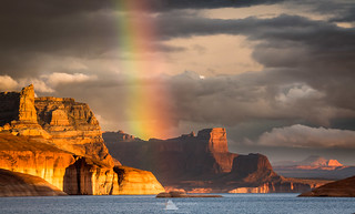 Golden Glen Canyon