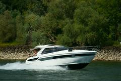 Wassersport (Lutz Blohm) Tags: sportboote speedboot wassersport kiefweiher rhein rheinschifffahrt binnenschifffahrt fluskilometer418 mannheim sonyfe70300goss sonyalpha7aiii