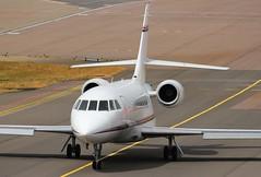 G-TNIK Dassault Falcon 2000 (R.K.C. Photography) Tags: gtnik dassault falcon2000 25 bluhalkinltd aircraft aviation bizjet luton british bedfordshire england unitedkingdom uk londonlutonairport ltn eggw canoneos100d