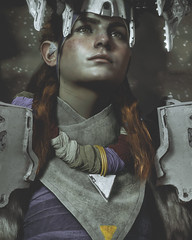 """""""Night Shift"""" (Omegapepper) Tags: wallpaper screenarchery screenshot gaming gametography games videogame ps4 pro female protagonist virtual digital photography photomode photostitch aloy horizon zero dawn pose portrait night closeup minimalistic minimalist atmosphere atmospheric ambient"""
