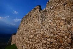 Castle Wall (Jungle_Boy) Tags: slovakia europe centraleurope 2018 easterneurope travel castle ruin spišcastle