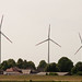 Wind turbines, Bremen