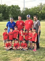 "Paul's First T-Ball Team • <a style=""font-size:0.8em;"" href=""http://www.flickr.com/photos/109120354@N07/29676930288/"" target=""_blank"">View on Flickr</a>"