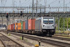 Railpool 187 005 Pratteln (daveymills37886) Tags: railpool 187 005 pratteln baureihe cargo traxx bombardier