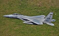 DEATH FLIGHT (Dafydd RJ Phillips) Tags: ln164 lakenheath afb usaf usa loop mach eagle f15 f15c grim reaper 493rd sqn squadron
