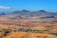 Panoramic view (RafalZych) Tags: canary island islands fuerteventura kanary kanaren summer nikon d90 nikkor 70300 vr