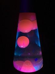 LAVA LAMP (mrgraphic2) Tags: indianapolis lava lamp circles pink water liquid colorful