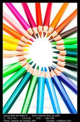 Color pencils (__Viledevil__) Tags: art background blue bright brown color colorful colour crayon creativity design draw green group multicolored object orange paint palette pastel pen pencil pink purple rainbow red row spectrum tip vibrant white wood wooden write yellow