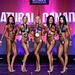 Bikini Masters B 4th Colligan 2nd Morawski 1st Weintz 3rd Johnson 5th Masson-Cameron