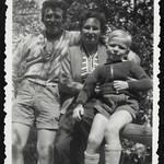 Archiv P638 Familie, Wildstein, Treseburg, Juni 1960 thumbnail