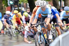 European Championships 2018 - Cycling Road Race (kevan_cooke) Tags: roadrace oops accident bikes crash cyclists cycling games championships european glasgow