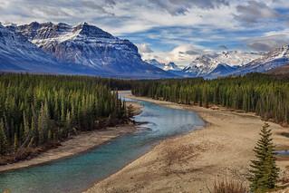 North Sascatchewan River, Banff National Park