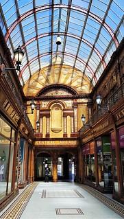 Windows Central Arcade - Glass Atrium