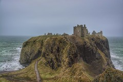 Dunnoter Castle (Michelle O'Connell Photography) Tags: scotland scottishcastle castle stonehaven dunnotercastle scottishlandscape landscape scenery michelleoconnellphotography