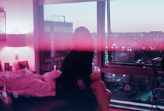Nights We Forgot About (Hayden_Williams) Tags: drink drinking drunk alcohol nightout night party memoryloss memory forget doubleexposure dream dreamy dreaming multipleexposure film